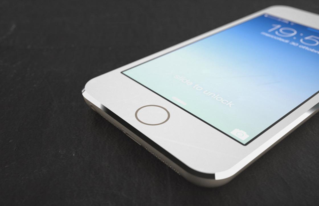 'Voorkant iPhone 6 voor het eerst te zien in uitgelekte foto'