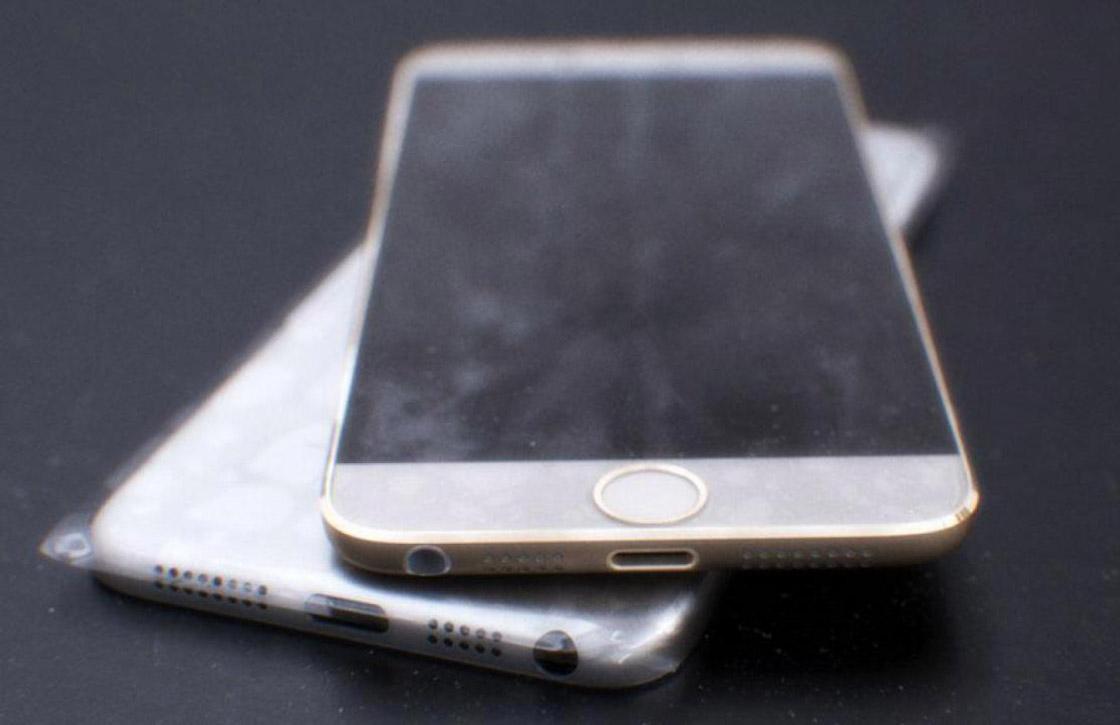 Nieuwe iPhone 6 geruchten wijzen op kleinere schermrand en 8-megapixel-camera