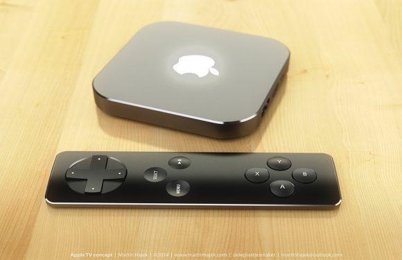 Concept: de Apple TV gamecontroller volgens een Nederlandse ontwerper