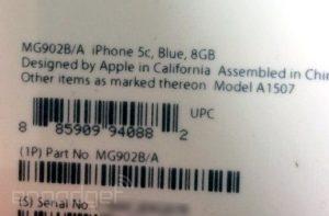 Goedkopere iPhone 5C