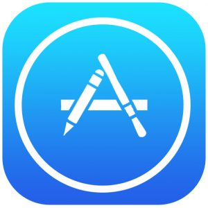 App Store app-grootte