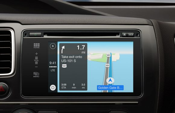 iOS in the Car heet CarPlay en verschijnt nog dit jaar in diverse auto's