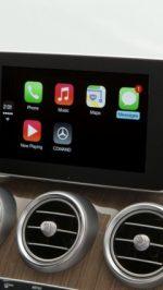 CarPlay automerken