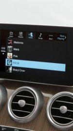 CarPlay Mercedes 3