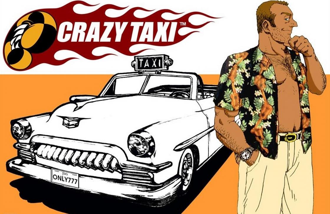 Nostalgie! Crazy Taxi City Rush in de maak voor iPhone en iPad