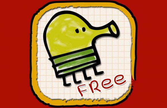 Doodle Jump Race: hilarische online Flappy Bird-kloon