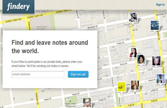 De nieuwe Instagram, maar dan voor locaties: Findery
