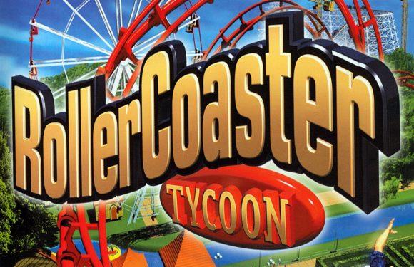 Daar is-ie dan: Rollercoaster Tycoon 4 voor de iPhone en iPad!