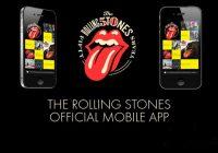 Rolling Stones app