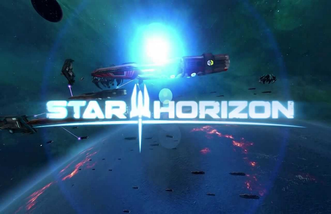 Waanzinnige actie in spectaculaire spaceshooter Star Horizon