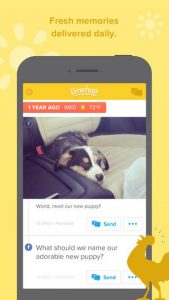 Timehop iOS