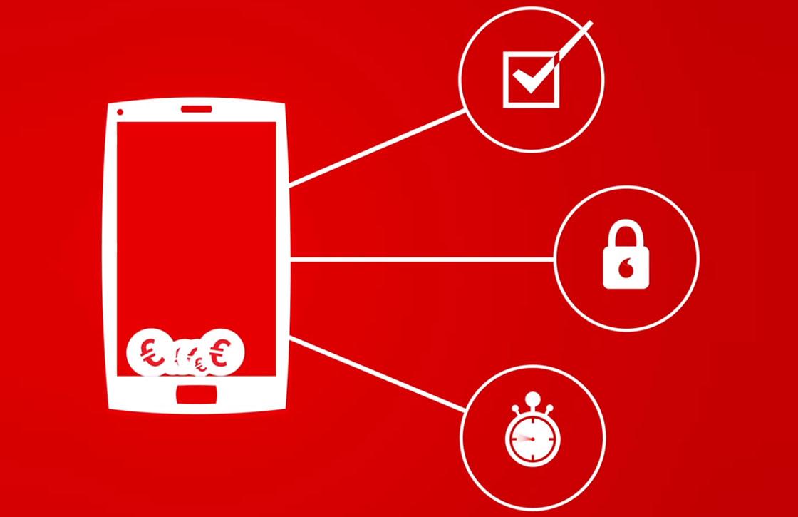 Vodafone lanceert SmartPass voor contactloos betalen, iOS-app volgt