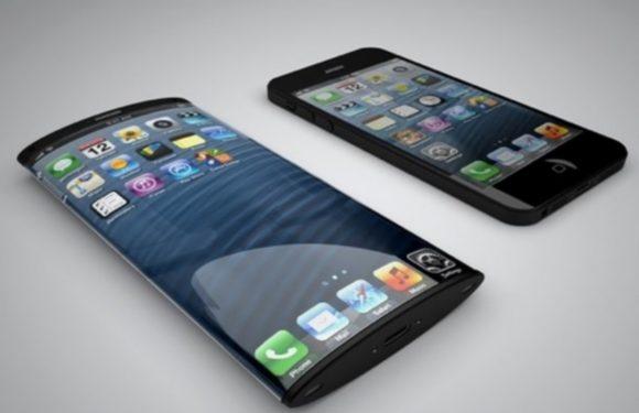 Apple-patent beschrijft gebolde iPhone voorzien van saffierglas