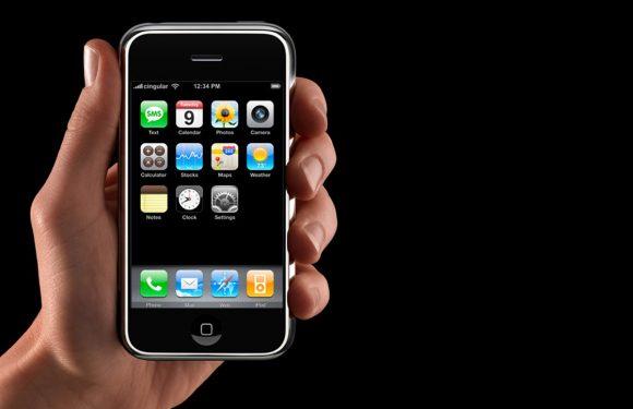Harde deadline in 2005 droeg bij aan succes iPhone