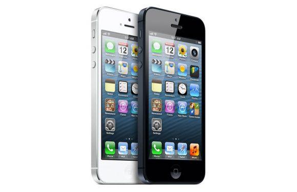 iPhone 5 goed voor één derde van iPhone-gebruik