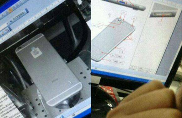 'Uitgelekte iPhone 6 foto's tonen groter toestel met uitstekende cameralens'