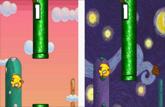 Poopy Birdies: verzamel poep en vlieg boven Mario in deze Flappy Bird-kloon
