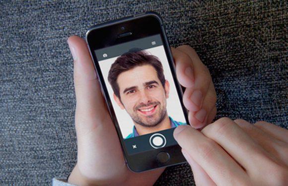 Ontgrendel je de iPhone straks met een selfie?