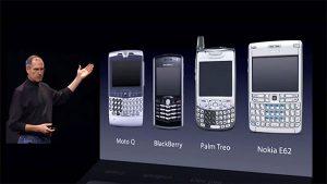 succes iphone jobs
