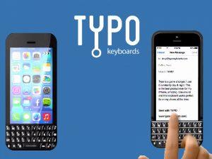 iPhone Typo