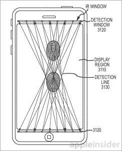 iphone 6 infraroodsensor