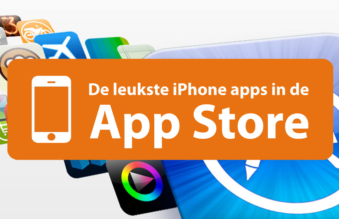 De 8 leukste iPhone en iPad apps in de App Store van week 27 – 2014