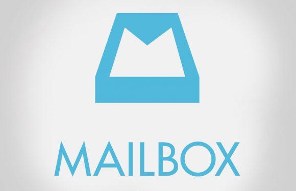 Mailbox iOS-app krijgt ondersteuning voor iPhone 6 en veegbewegingen