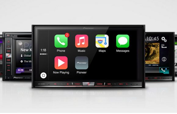 Pioneer stoomt infotainmentsystemen klaar voor CarPlay