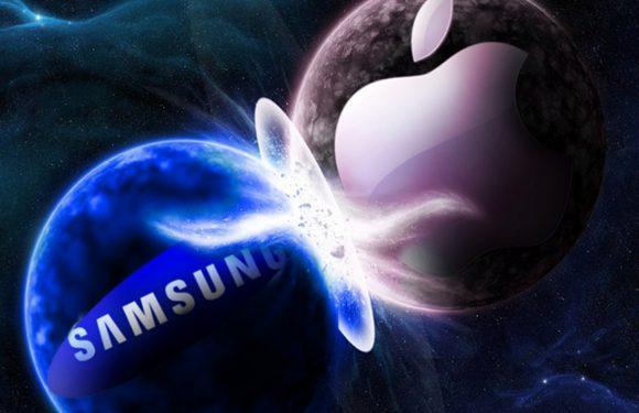 Marktleider Apple ziet Samsung naderen op tabletmarkt