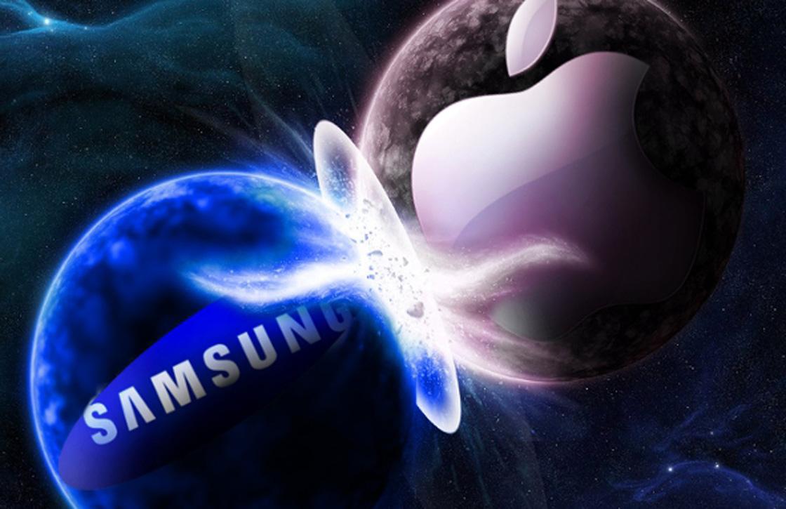 Apple nog steeds zwaar afhankelijk van Samsung