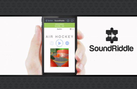 SoundRiddle: pittige puzzelgame met geluiden