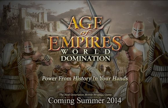 Age of Empires World Domination deze zomer naar iOS, wordt free-to-play