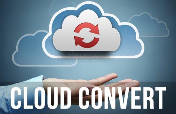 Converteer bestanden met je iPhone of iPad met CloudConvert
