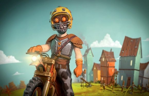 Racehit Trials Frontier scheurt naar de iPhone naar de iPad