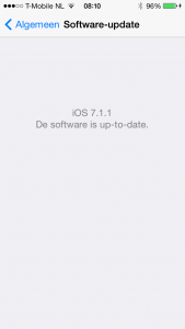 iOS 7.1.1 downloaden