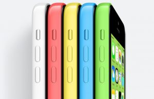iPhone 5C 8GB iPhone weekoverzicht