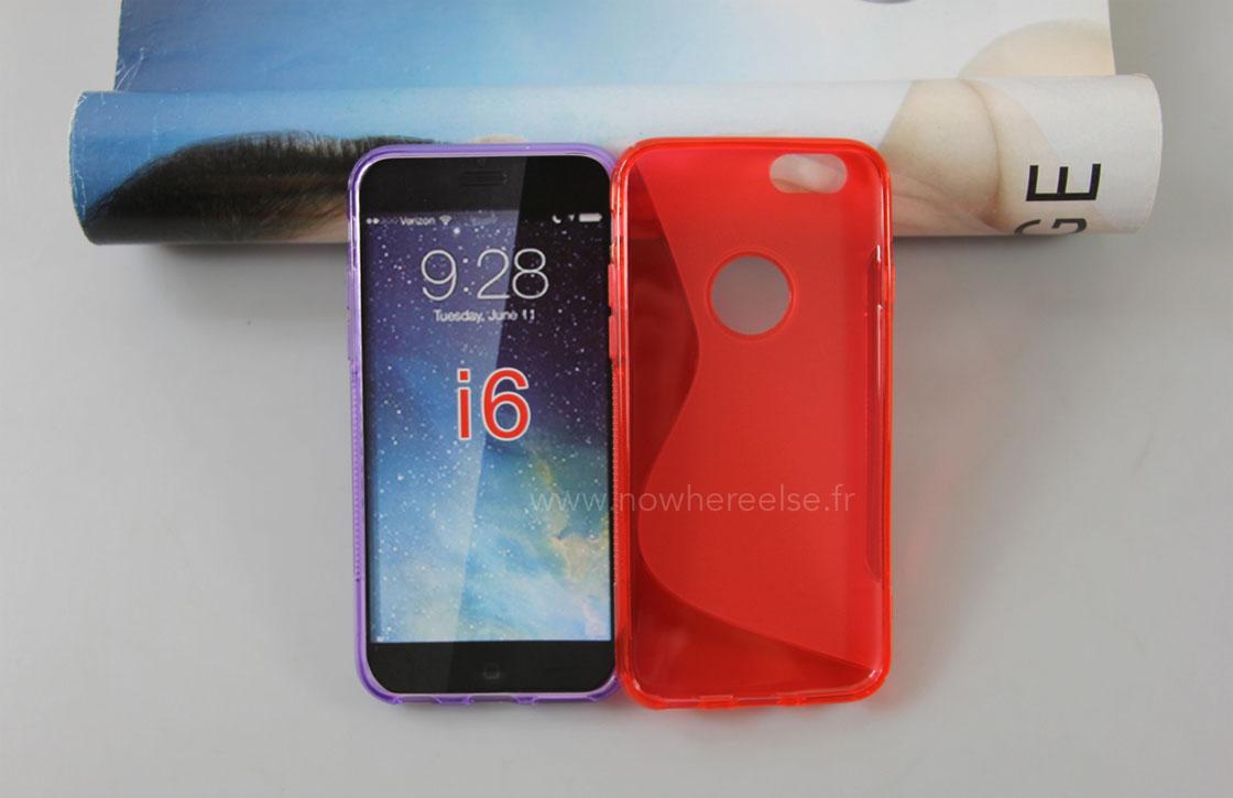 'iPhone 6 net zo dun als de iPod touch'