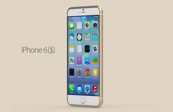 Maak kennis met de iPhone 6S en iPhone 6C (concept)