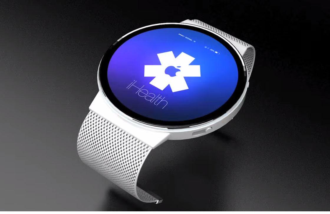 Smullen geblazen: iWatch conceptvideo toont fraaie smartwatch