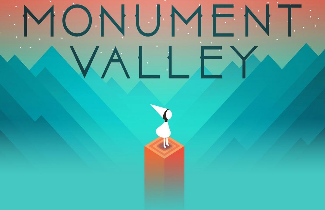 Monument Valley: schitterende puzzelgame in Escher-stijl