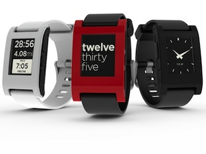 pebble smartwatch ios