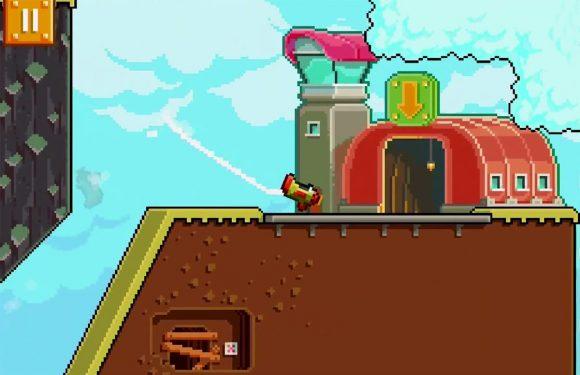 Angry Birds-maker Rovio komt met retemoeilijke retrogame Retry