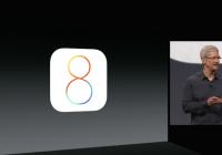 Apple onthult iOS 8: dit is er allemaal nieuw