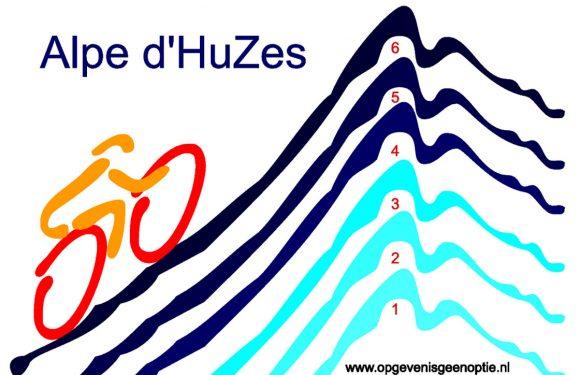 Alpe d'Huzes 2014: volg de sponsortocht live vanaf je iPhone