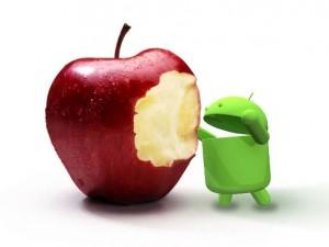 apple en google klein