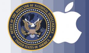apple gebruikersdata klein
