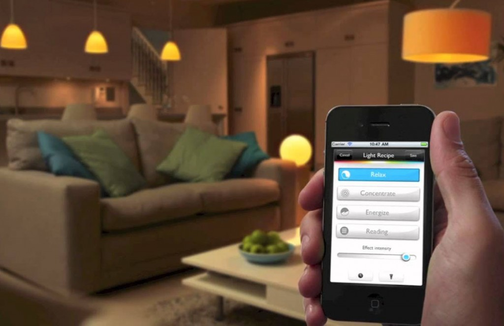 apple smart home groot