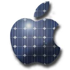 apple zonnepanelen klein