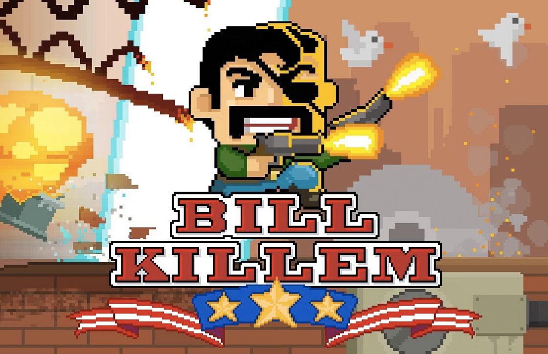 Knal vijanden van het dak met Bill Killem
