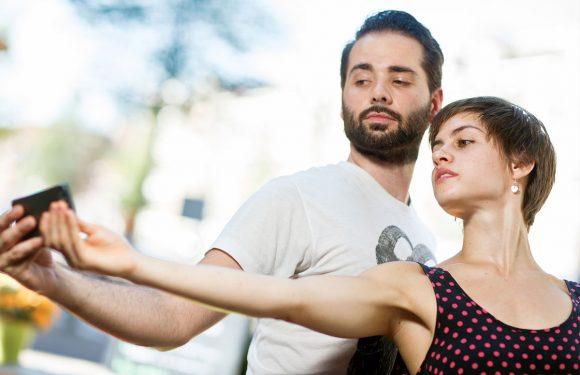 Bounden maakt een danspartner van je iPhone